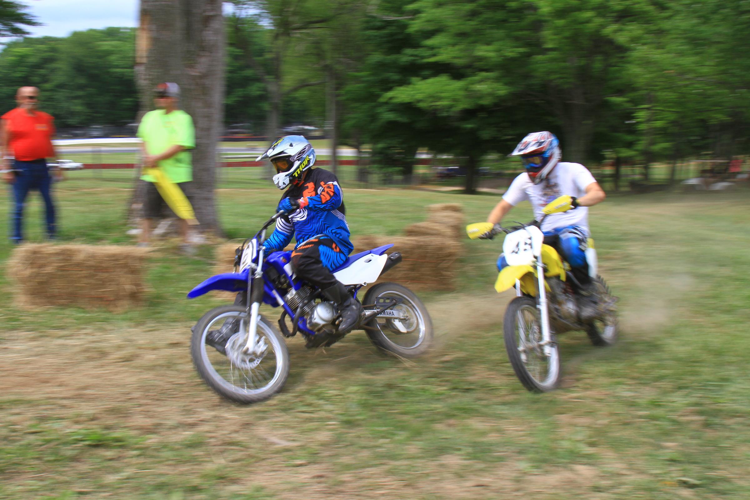 Mid-Ohio Sports Car Course >> Exhibition Racing – AMA Vintage Motorcycle Days